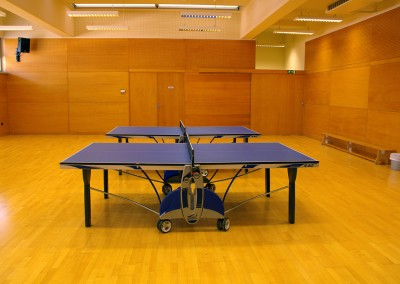 Dvorana za namizni tenis 2