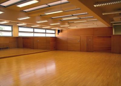 Dvorana za namizni tenis 1